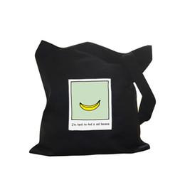 $enCountryForm.capitalKeyWord UK - fashion cute banana women hasp canvas shoulder bags 2018 winter new soft zipper female students girls school handbags