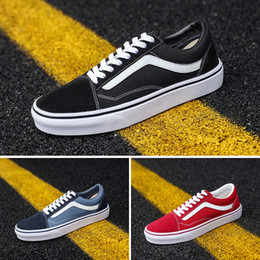 $enCountryForm.capitalKeyWord NZ - Van old skool os Yacht Club Men Casual shoes for women Skateboard Canvas Sports Mens trainer zapatillas Running Shoe Sneaker