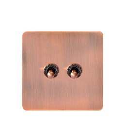 Toggle swiTch way online shopping - 10A Wall Switch and gang way Stainless steel panel Light Switch with toggle switch