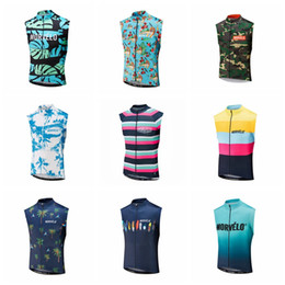 $enCountryForm.capitalKeyWord Australia - Morvelo team Cycling Sleeveless jersey Vest Hot Sale breathable and quick-drying mountain Bike Clothes mens tops Y61823