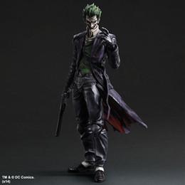 $enCountryForm.capitalKeyWord Australia - Play Arts Kai DC Comic Arkham Origins the Joker Action Figure Supervillain Model Toy