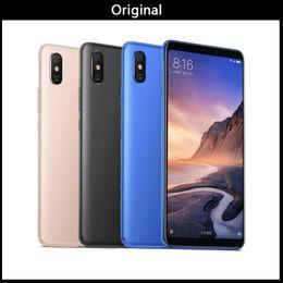 "$enCountryForm.capitalKeyWord Australia - Wholesales Original Xiaomi Mi Max 3 4 6GB RAM 64 128GB ROM Max3 Mobile Phone Snapdragon 636 Octa Core OTA 5500mAh 6.9"" 2160x1080 12MP+5MP"