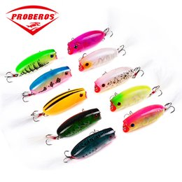 $enCountryForm.capitalKeyWord Australia - New Sea Fishing Lure With Feather Wobblers Swimbait Crankbait Hard Bait the high quality professional fishing lure 5.7cm 10.42g
