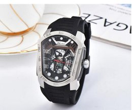 Chinese  High quality men luxury sports watch skeleton hollow grand dial chronograph automatic quartz watches master senan casual pam wristwatch 1884 manufacturers