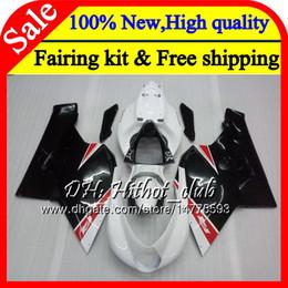 Fairings For Mv Agusta Australia - Body For MV Agusta F4 05 06 R312 750S 1000 R 750 1000CC 13HT Red white black 1000R 312 1078 1+1 MA MV F4 2005 2006 05 06 Fairing Bodywork