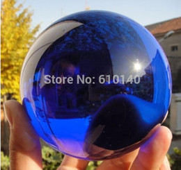 $enCountryForm.capitalKeyWord Australia - New ++ SCY Asian Rare Natural Quartz Blue Magic Crystal Healing Ball Sphere 100MM