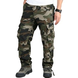 $enCountryForm.capitalKeyWord Australia - Men Casual Camo Cargo Trousers Men Camouflage Military Pants Hip Hop Joggers Streetwear Fashion Urban Overalls Tactical Pants