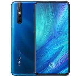 "Wholesale Original VIVO X27 4G LTE Cell Phone 8GB RAM 256GB ROM Snapdragon 710 Octa Core Android 6.39"" Full Screen 48.0MP Fingerprint ID Mobile Phone"