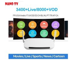 $enCountryForm.capitalKeyWord Australia - 1 yeArs NANO TV Arabic France Rk3229 Quad-Core Android 8.1 Tv Box Receiver Android 4k SUBTV Full HD Live Portugal IPTV Subscription IPTV
