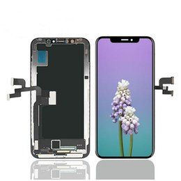 $enCountryForm.capitalKeyWord Australia - 100% Grade for iphone x LCD Display With Touch Screen Digitizer Assembly Replacement For Black iphonex dhl ship