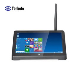 "tablet hdmi 2gb Australia - POS Mini PC All In One Computer Desktop Big Battery Tablet POS Windows 7"" Touch Screen WIFI Restaurant Ordering Machine Cash Register"