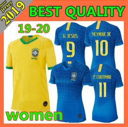 20bc41e19 Brazil World Cup Soccer Jerseys Canada - 2019 Brazil World cup brasil jersey  Female MARCELO girl