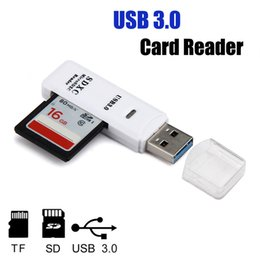 multi reader Australia - Mokingtop Wholesale Price Drop Shipping 5gbps Super Speed Mini Usb 3.0 Micro Sd sdxc Tf Card Reader Adapter Free Shpping