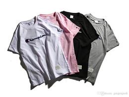 shipp dresses 2019 - 2018 new Summer Short Sleeve Female T-shirt Wholesale Casual Lady Tops Tee Letter Print Women's T Shirts Loose T-Sh