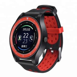 Wholesale R10 Smart Watch Phone Newest Hot Sell Smartwatches Bluetooth Wearable Smart Watches With Camera for Android IOS Round Big Face Screen