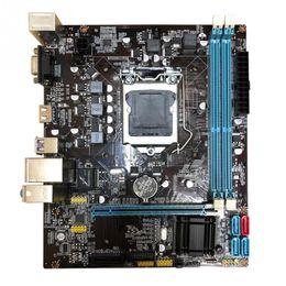 $enCountryForm.capitalKeyWord Australia - B75M LGA1155 Motherboard Micro-ATX B75 Socket LGA 1155 32GB DDR3 SATA3.0 USB3.0 for Intel Xeon i3 i5 i7 Better than H61