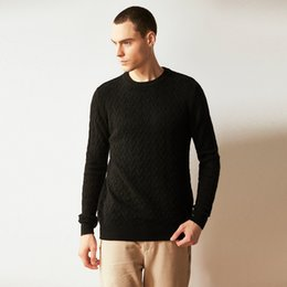 $enCountryForm.capitalKeyWord Australia - S-3xl Sweater Men 2018 New Arrival Casual Pullover Men Autumn Round Neck Patchwork Quality Knitted Brand Male Sweaters Plus Size