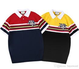 $enCountryForm.capitalKeyWord Australia - Newest fashion men brands polo t-shirt embroidery pig snake classic t shirt short-sleeved g t shirt women Men's Polos 631