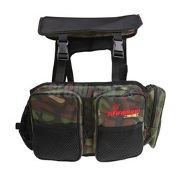 884884a59efe Fishing Seat Box Rucksack Carrier Camping Stool Seat Box Harness Converter  Overcoat Carp Fishing System  85289