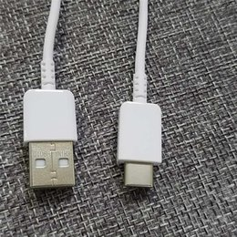 Wholesale type c usb date cable m white cable Pin Data Sync USB Charging Charger Cable fou Samsung Huawei
