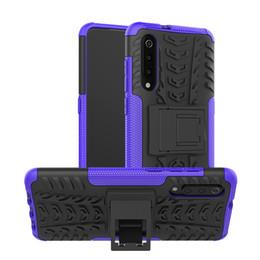 $enCountryForm.capitalKeyWord Australia - Hybrid Kickstand Rugged Rubber Armor Hard PC+TPU 2 In 1 Back Case Stand For Xiaomi MI 9 For Redmi Note 7