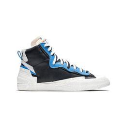 newest 6934f a31b8 Blazers shoes online shopping - 2019 Original Authentic Sacai x LDV Blazer  With The Dunk White