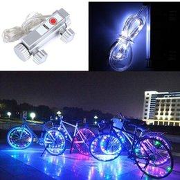 $enCountryForm.capitalKeyWord UK - New LED Waterproof MTB Bicycle Light Lamp Bicicleta Cycling Spoke Wheel Light For Night Riding Bike Accessories #671732