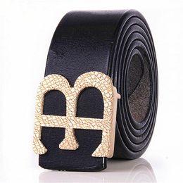 921bfd987f4 2017 BRAND B Hot saleing Men Genuine leather belts Luxury Belts for designer  men women smooth Buckle Casual Dress men belts ceinture homme