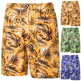 $enCountryForm.capitalKeyWord Australia - man shorts beach summer Casual swimming shorts for men Thin section quick-drying Printing Loose Beach Sport Pants L0423
