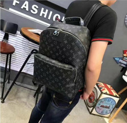 LOUIS VUITTON SUPREME DISCOVERY Backpack 100% Real Leather Travel Bags  MICHAEL 0 KOR Shoulder Bags For Men Women Tote Satchel Clutch SacI Bags  Handbags LV ... 64f4a24e0bd29