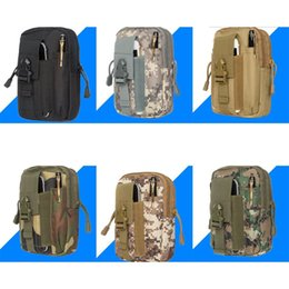 $enCountryForm.capitalKeyWord Australia - Tactical Molle Pouch EDC Utility Running Waist Belt Gadget Gear Bag Tool Organizer with Cell Phone Holster Holder Hot Sale #665224