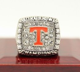 tennessee jewelry NZ - European American fashion jewelry 2008 Tennessee championship ring fans souvenir birthday festival gift