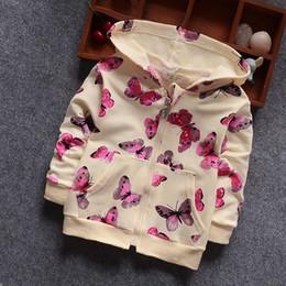 $enCountryForm.capitalKeyWord Australia - good quality Baby Girls Spring Jackets Butterfly Cardigan Coat Children Jacket Hooded Outerwear Kids Jacket for Girls Clothing