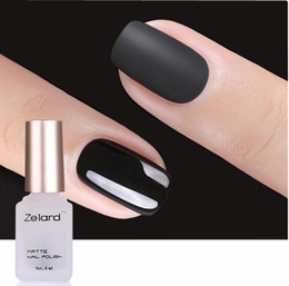 2019 Top Quality Soak Off Gel Vernis À Ongles for24 couleur mat vernis à ongles effet mat gras à la longue vernis à ongles