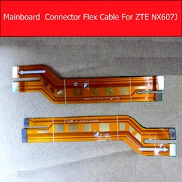 mainboard flex cable NZ - Genuine Mainboard Connector Flex Cable For ZTE NX607J Motherboard Main Board Connect Flex Ribbon Replacement Repair
