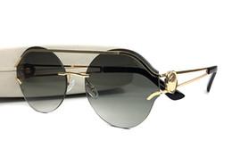 Discount titanium eyewear - Summer Style Medusa Popular Alloy Hollow Legs Sunglasses Men Women Brand Design Square Full Frame Outdoor UV Protection