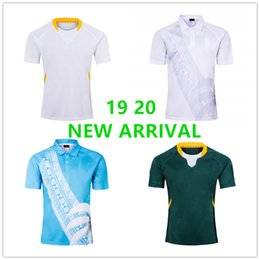 team soccer uniforms kit Australia - Newest Latest Soccer Jersey Football Team Kits South Africa Stylish World Cup FIJI Uniform Men Youth Pop Suit Sets