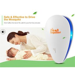 $enCountryForm.capitalKeyWord Australia - Ultrasonic Electronic Pest Repeller Adjustable Frequency Insect Trap Mosquito Repellent Rats Spiders Flea Pest Control Device
