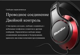 free music for mobile NZ - hot sales Bluedio headphones wireless earphones motion Bluetooth headset mobile phone Universal Music earphones for free shipping z1