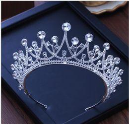 $enCountryForm.capitalKeyWord Australia - Bride's headdress, wedding dress, toast dress and Korean crown and hairband wedding accessories