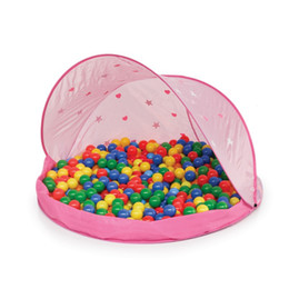 $enCountryForm.capitalKeyWord Australia - Boys Tents Girls Toys Fashion Ocean Ball Pit Tent Gift for Kids Outdoor Indoor Play Ocean Ball With Friends