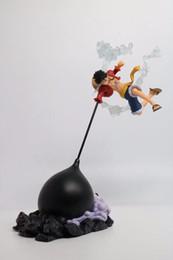 $enCountryForm.capitalKeyWord Australia - 26cm One Piece Luffy Gear 3 Anime Action Figure PVC New Collection Figures Toys Collection for Friend Gift