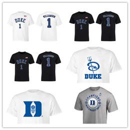 $enCountryForm.capitalKeyWord Australia - NCAA Duke Blue Devils #1 Zion Williamson t-shirts 2019 ACC Basketball Conference Tournament Champions T-Shirt College Short sleeve Uniform