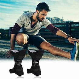 Patella knee suPPort brace online shopping - Joint Support Knee Pads Knee Patella Strap Breathable Non slip Power Lift Spring Force Knee Booster Tendon Brace Band