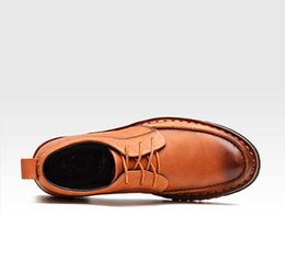 $enCountryForm.capitalKeyWord Australia - 2019 high quality men's shoes ace designer models top leather comfortable casual shoes daily wild business shoes