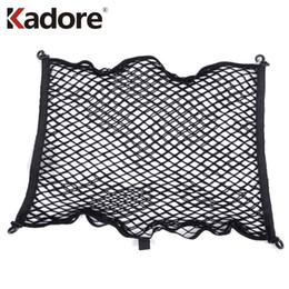 Trunk neTs for cars online shopping - For RAV4 RAV Interior Accessories Rear Trunk Cargo Net Luggage Holder Car Decoration