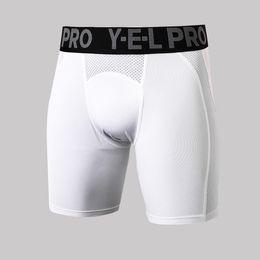 $enCountryForm.capitalKeyWord NZ - Men Compression Shorts Base Layer Thermal Skin Bermuda Shorts Gyms Fitness Men Cossfit Bodybuilding Tight Shorts