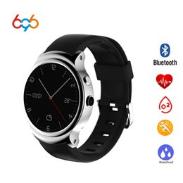 $enCountryForm.capitalKeyWord NZ - 696 I3 Smart Watch MTK6580 Android 5.1 Wristband SIM Card Support 3G wifi GPS Browser Google play Heart Rate Monitoring For IOS