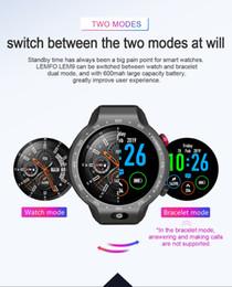 $enCountryForm.capitalKeyWord Australia - LEMFO LEM9 Dual Systems 4G Smart Watch waterproof Android 7.1.1 1.39 Inch 454*454 Display 5MP Front Camera GPS Smartwatch phone