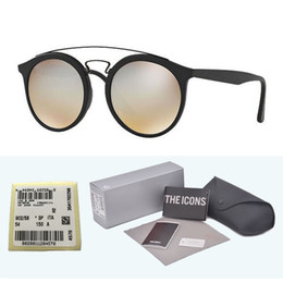 Vintage Aluminum Glasses Australia - High quality (Glass Lens) Brand designer Classic Cat Eye Sunglasses Men Women UV400 Sport Vintage Sun glasses With Retail cases and label